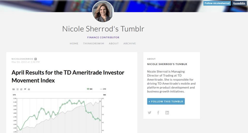 Nicole Sherrod's Tumblr
