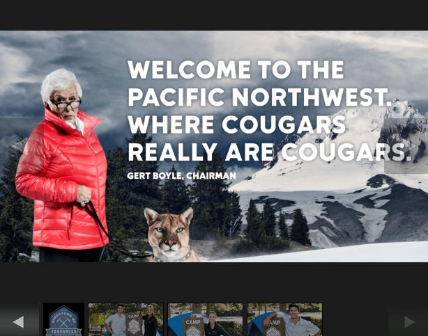 Gert Boyle Cougars